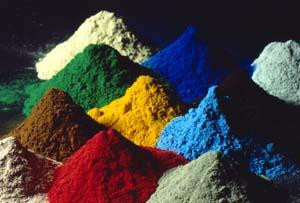 Технология нанесения порошковых красок